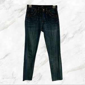 CofH   Angie Cropped Super Flare Jeans